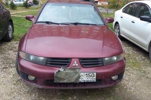 Подержанный автомобиль Mitsubishi Galant, хорошее состояние, 2003 года выпуска, цена 230 000 руб., Дмитров