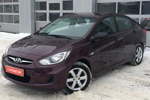 Авто Hyundai Solaris, 2013 года выпуска, цена 429 000 руб., Казань