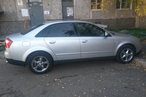 Подержанный автомобиль Audi A4, хорошее состояние, 2002 года выпуска, цена 350 000 руб., Магнитогорск