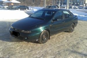 Автомобиль Fiat Marea, хорошее состояние, 2001 года выпуска, цена 109 000 руб., Нижний Новгород