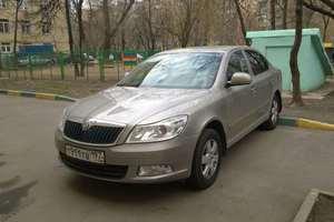 Автомобиль Skoda Octavia, хорошее состояние, 2012 года выпуска, цена 600 000 руб., Москва
