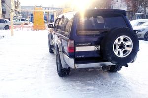 Автомобиль Toyota Hilux Surf, хорошее состояние, 1996 года выпуска, цена 480 000 руб., Тюмень