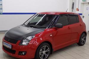 Авто Suzuki Swift, 2009 года выпуска, цена 379 000 руб., Москва
