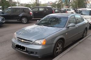 Автомобиль Chevrolet Evanda, хорошее состояние, 2004 года выпуска, цена 300 000 руб., Москва