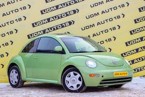 Авто Volkswagen New Beetle, 1999 года выпуска, цена 295 000 руб., Ижевск