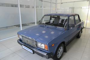 Авто ВАЗ (Lada) 2107, 2005 года выпуска, цена 69 900 руб., Москва