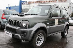 Авто Suzuki Jimny, 2014 года выпуска, цена 750 000 руб., Санкт-Петербург