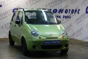 Авто Daewoo Matiz, 2007 года выпуска, цена 170 000 руб., Москва