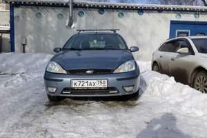 Автомобиль Ford Focus, хорошее состояние, 2004 года выпуска, цена 180 000 руб., Королев