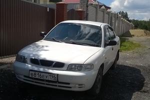 Автомобиль Daewoo Nubira, отличное состояние, 2000 года выпуска, цена 85 000 руб., Нижний Тагил