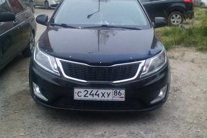Автомобиль Kia Rio, хорошее состояние, 2012 года выпуска, цена 470 000 руб., Сургут