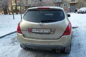 Автомобиль Nissan Murano, хорошее состояние, 2006 года выпуска, цена 550 000 руб., Магнитогорск
