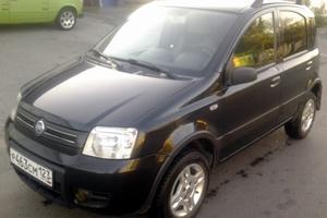 Автомобиль Fiat Panda, отличное состояние, 2007 года выпуска, цена 320 000 руб., Симферополь