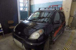 Автомобиль Toyota Fun Cargo, хорошее состояние, 1999 года выпуска, цена 220 000 руб., Пермь