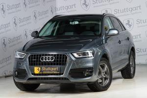 Подержанный автомобиль Audi Q3, отличное состояние, 2012 года выпуска, цена 1 170 000 руб., Екатеринбург