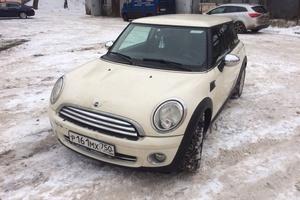 Автомобиль Mini One, хорошее состояние, 2010 года выпуска, цена 560 000 руб., Москва