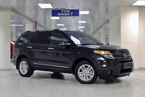Авто Ford Explorer, 2012 года выпуска, цена 1 222 222 руб., Москва