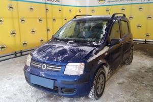 Авто Fiat Panda, 2007 года выпуска, цена 190 000 руб., Самара