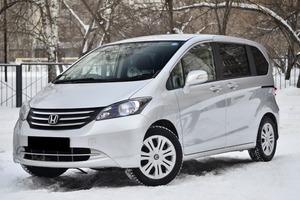Авто Honda Freed, 2010 года выпуска, цена 620 000 руб., Новосибирск