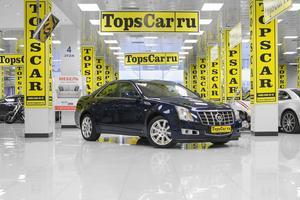 Авто Cadillac CTS, 2008 года выпуска, цена 648 000 руб., Москва