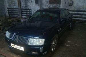 Автомобиль Nissan Cedric, хорошее состояние, 2003 года выпуска, цена 270 000 руб., Улан-Удэ