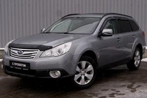 Авто Subaru Outback, 2011 года выпуска, цена 959 000 руб., Москва