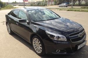 Автомобиль Chevrolet Malibu, отличное состояние, 2012 года выпуска, цена 890 000 руб., Омск