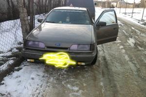 Автомобиль Ford Scorpio, среднее состояние, 1986 года выпуска, цена 65 000 руб., Смоленская область