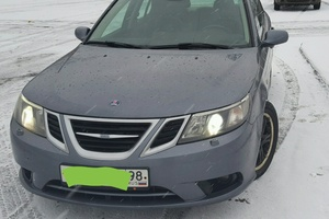 Автомобиль Saab 9-3, хорошее состояние, 2008 года выпуска, цена 509 000 руб., Санкт-Петербург