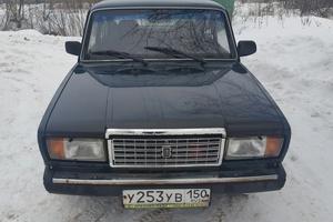 Подержанный автомобиль ВАЗ (Lada) 2107, хорошее состояние, 2008 года выпуска, цена 70 000 руб., Московская область