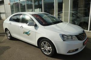 Авто Geely Emgrand, 2012 года выпуска, цена 298 000 руб., Краснодар