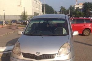 Автомобиль Toyota Fun Cargo, хорошее состояние, 2004 года выпуска, цена 300 000 руб., Красноярск