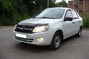Подержанный автомобиль ВАЗ (Lada) Granta, отличное состояние, 2012 года выпуска, цена 289 001 руб., Смоленск