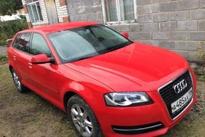 Подержанный автомобиль Audi A3, отличное состояние, 2012 года выпуска, цена 700 000 руб., Сургут