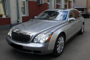 Автомобиль Maybach 57, отличное состояние, 2005 года выпуска, цена 3 999 999 руб., Москва
