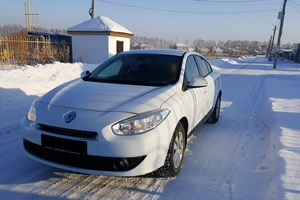 Автомобиль Renault Fluence, отличное состояние, 2011 года выпуска, цена 560 000 руб., Магнитогорск