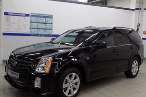 Авто Cadillac SRX, 2009 года выпуска, цена 629 000 руб., Москва