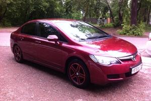 Автомобиль Honda Civic, хорошее состояние, 2008 года выпуска, цена 425 000 руб., Казань