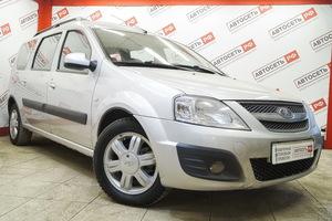 Подержанный автомобиль ВАЗ (Lada) Largus, , 2014 года выпуска, цена 409 200 руб., Казань