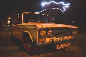 Автомобиль ВАЗ (Lada) 2103, хорошее состояние, 1974 года выпуска, цена 35 000 руб., Челябинск