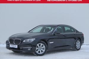 Авто BMW 7 серия, 2013 года выпуска, цена 2 350 000 руб., Москва