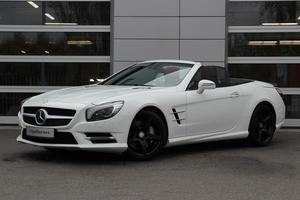 Авто Mercedes-Benz SL-Класс, 2014 года выпуска, цена 4 780 000 руб., Санкт-Петербург