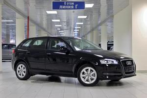 Подержанный автомобиль Audi A3, отличное состояние, 2012 года выпуска, цена 588 888 руб., Москва