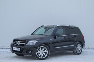Авто Mercedes-Benz GLK-Класс, 2011 года выпуска, цена 1 155 000 руб., Москва