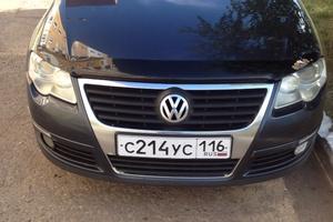 Автомобиль Volkswagen Passat, хорошее состояние, 2007 года выпуска, цена 510 000 руб., Казань