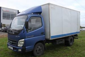 Автомобиль Foton Ollin BJ 1041, хорошее состояние, 2013 года выпуска, цена 490 000 руб., Москва