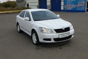 Подержанный автомобиль Skoda Octavia, отличное состояние, 2012 года выпуска, цена 550 000 руб., Магнитогорск