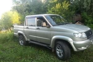 Подержанный автомобиль УАЗ Pickup, хорошее состояние, 2014 года выпуска, цена 480 000 руб., Альметьевск