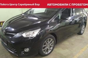 Авто Toyota Verso, 2014 года выпуска, цена 999 000 руб., Москва