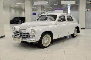 Авто ГАЗ М-20 Победа, 1953 года выпуска, цена 1 490 000 руб., Москва